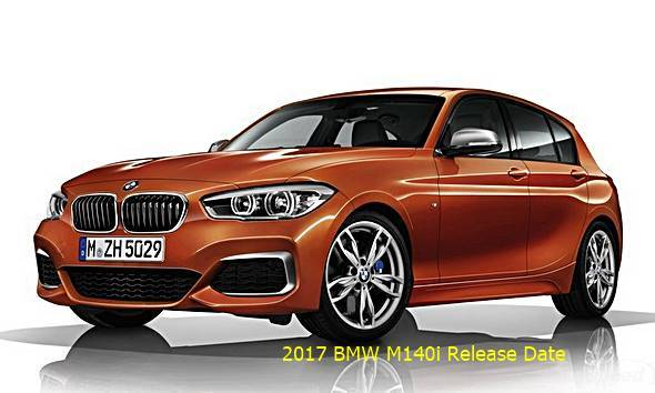 2017 BMW M140i Release Date