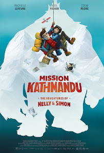 A Yeti Adventure Poster
