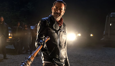The Walking Dead Season 7 Episode 1 - Negan and Lucille