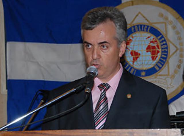 Ο Χρήστος Σχοινοχωρίτης υποψήφιος για για το Δ.Σ του Συνδέσμου αποστράτων σωμάτων ασφαλείας του Ν.Αργολίδας,