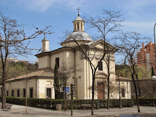 Resultado de imagen de la Ermita de San Antonio de la Florida