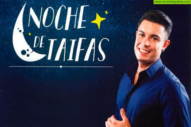 San Andrés y Sauces acoge este domingo la grabación del popular programa de la Televisión Canaria 'Noche de Taifas'