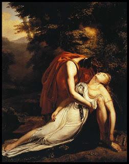 La muerte de Eurídice
