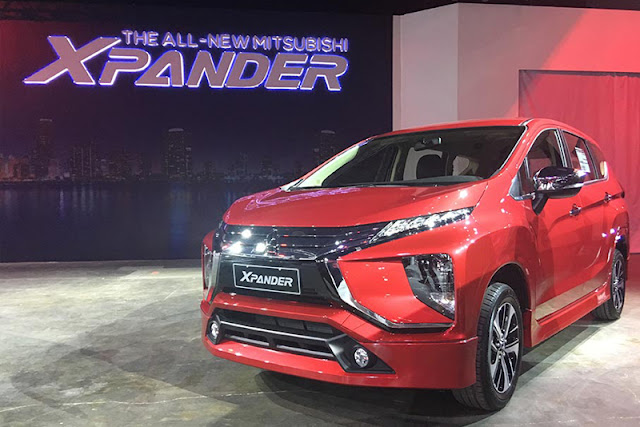 Spesifikasi dan Harga Mobil Mitsubishi Xpander