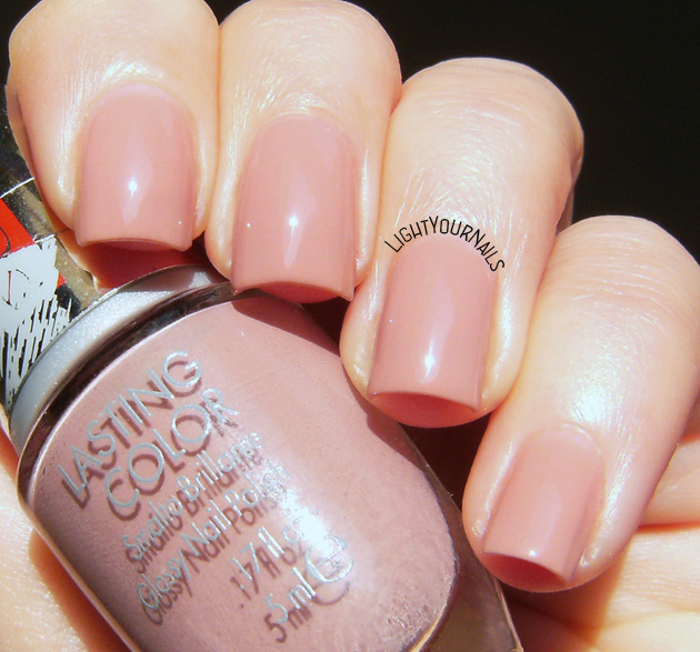 Pupa Lasting Color 206 Mistery Pink
