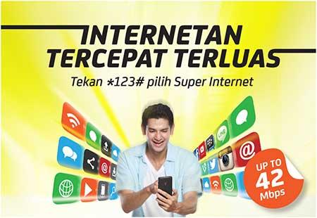 Cara Komplain Paket Data Internet Indosat IM3 Cepat Habis
