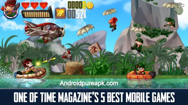 Ramboat: Shoot and Dash Apk Download Mod