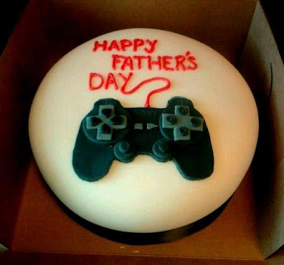 Happy Father's Day Cakes
