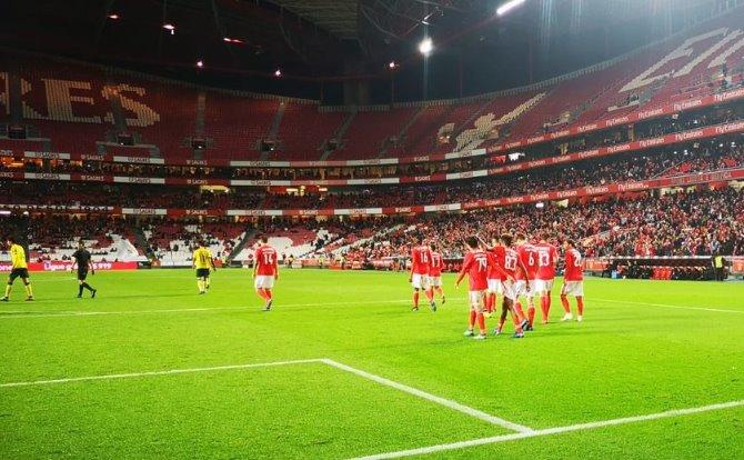 Benfica adeptos