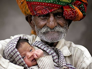 World's oldest Father