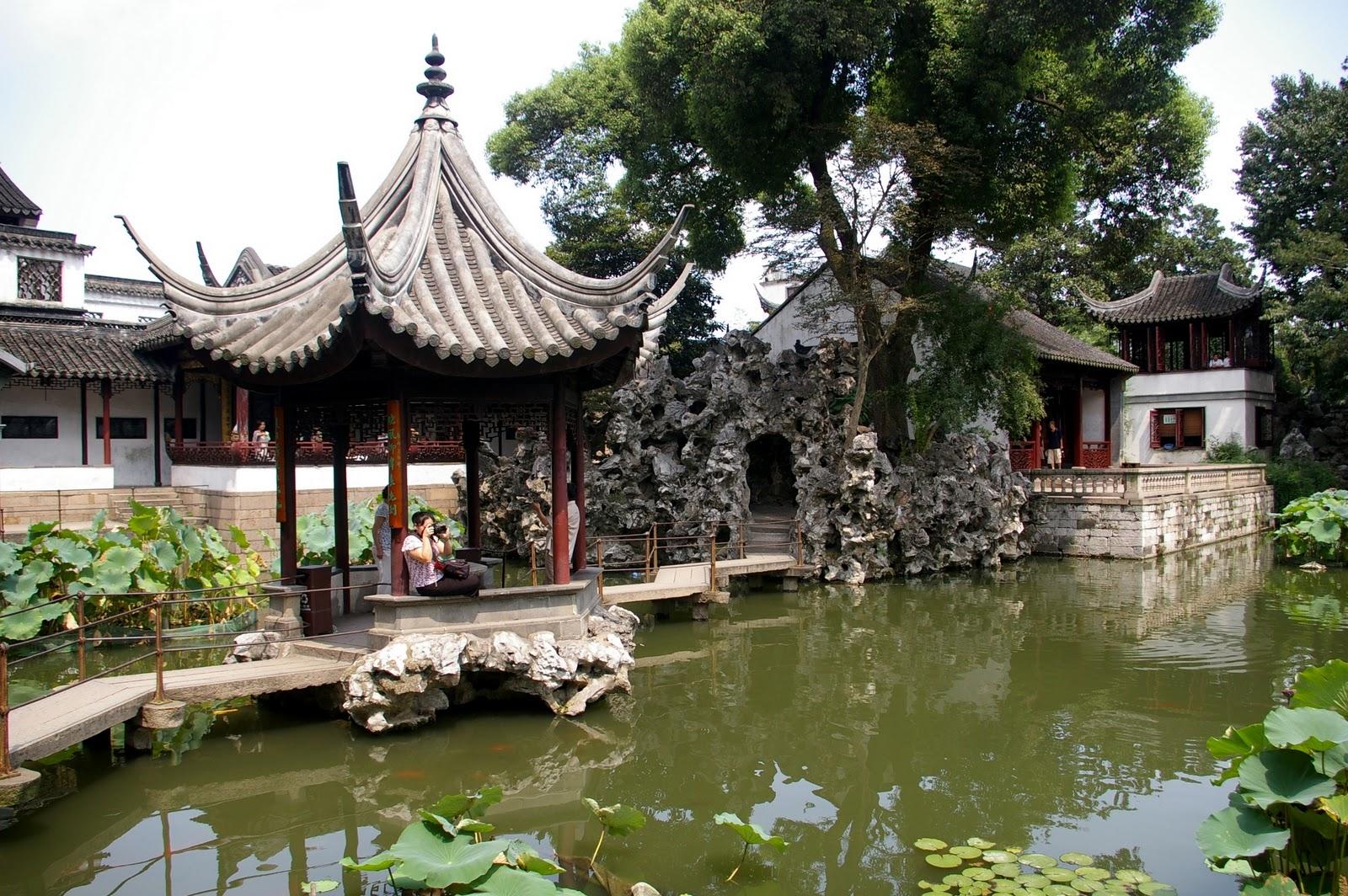 Resultado de imagen para Jardines de Suzhou