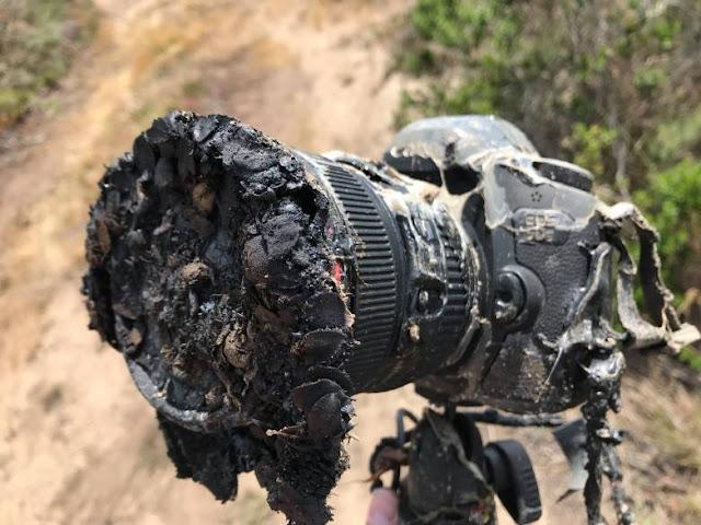 what a NASA camera