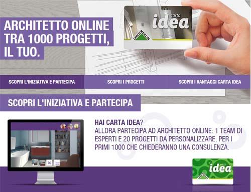 Un architetto online gratis con leroy merlin arredamento for Consulenza architetto online