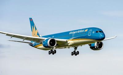 Đặt vé máy bay Vietnam Airlines đi Thanh Hóa tại quận tân phú