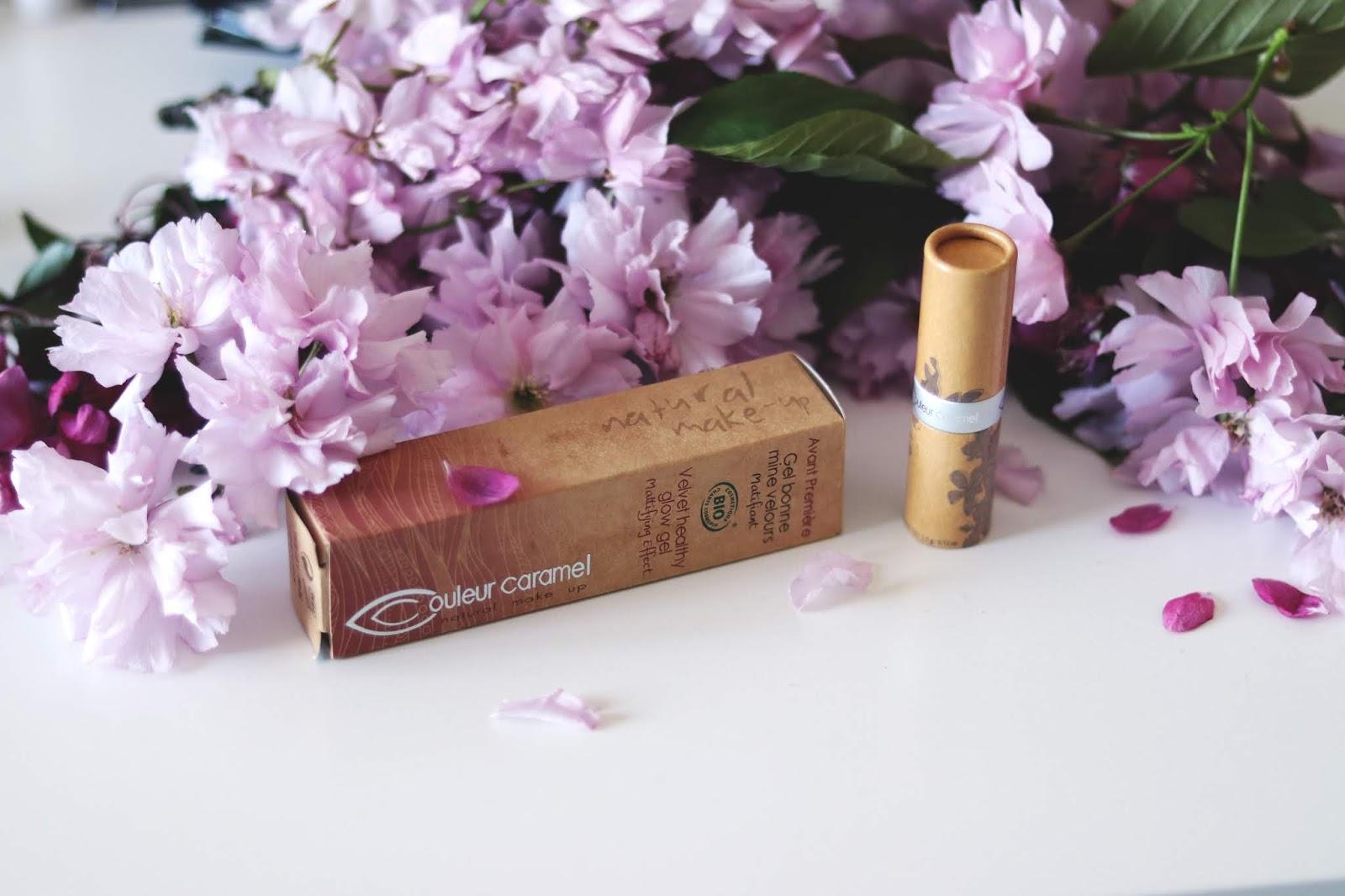 Kosmetyki do makijażu Couleur Caramel opinie