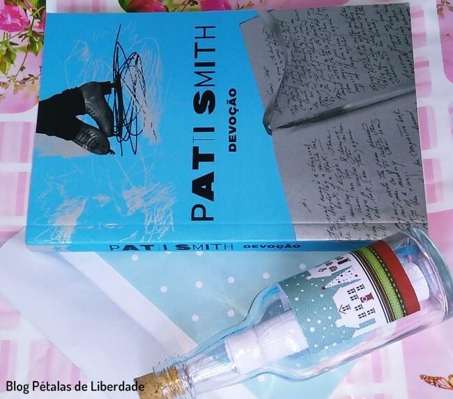 Resenha, livro, Devoção, Patti Smith, Tag Livros