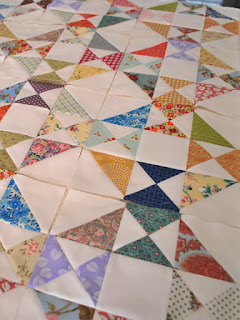 Snippets quilt - Quiltbee