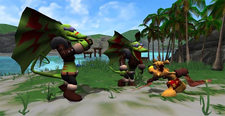 تحميل لعبة TY the Tasmanian Tiger برابط مباشر + تورنت