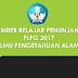 Modul PLPG 2017 Ilmu Pengetahuan Alam Materi Bidang Pengembangan IPA
