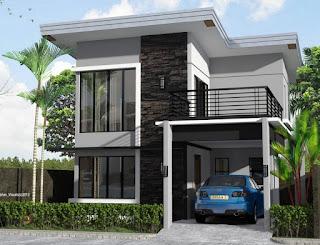Gambar Desain Rumah 2 Lantai 03