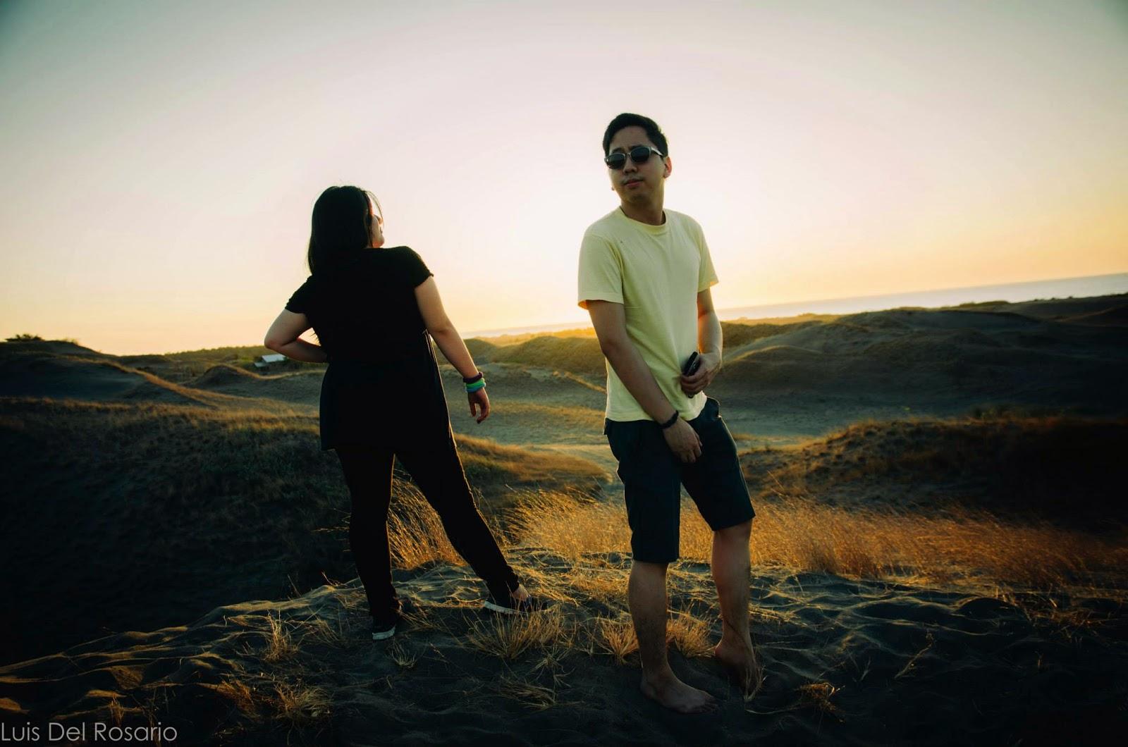 Sand Dunes, Paoay, Ilocos Norte