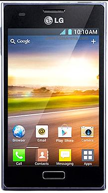 How To Flash LG Optimus L5 E612