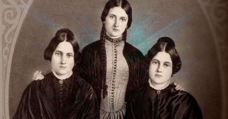 Resultado de imagen de hermanas fox