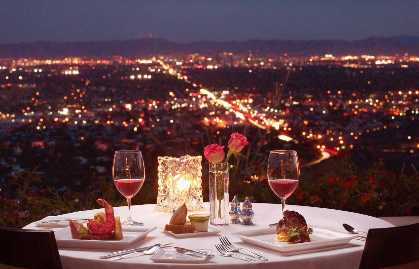 10 Of The Worlds Most Romantic Restaurants