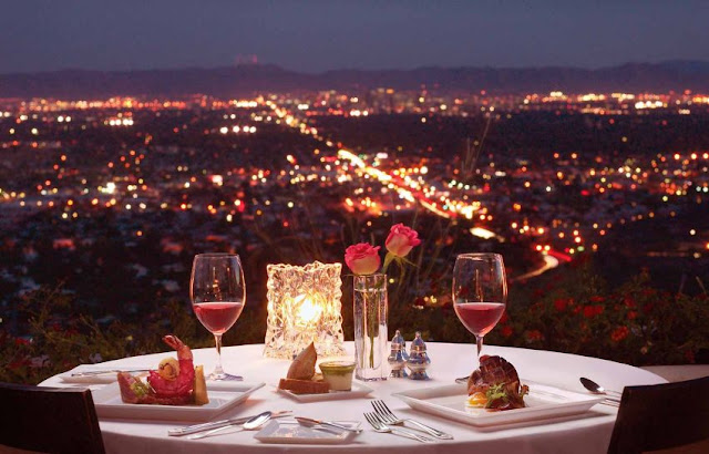 Passion For Luxury 10 Of The World S Most Romantic Restaurants