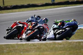 Jadual MotoGP 2016 Selepas Perlumbaan Assen