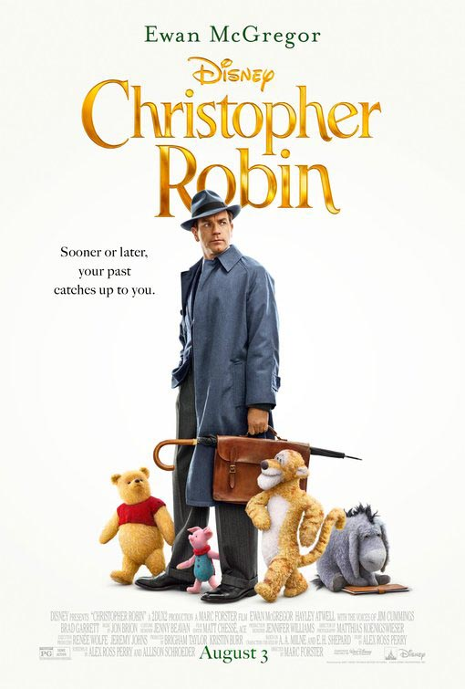 Sinopsis Film Christopher Robin 2018 - Petualangan Kembali ...