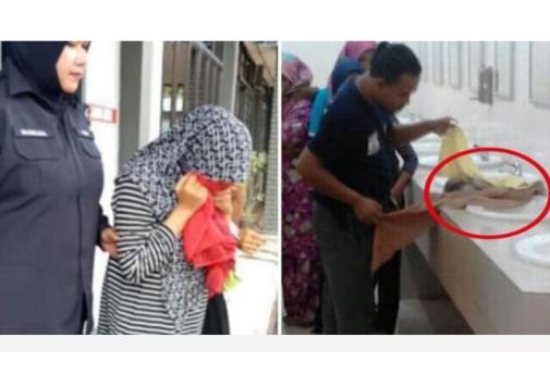MasyaAllah !! Wanita Ini Tega Tenggelamkan Bayinya Hidup-hidup !!! Bikin Merinding Bacanya …
