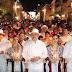 Trovadores, meridanos y visitantes participan en la Alborada y las mañanitas a la ciudad
