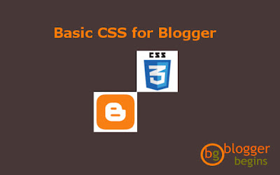 Basic CSS for Blogger, make Blogging much easier