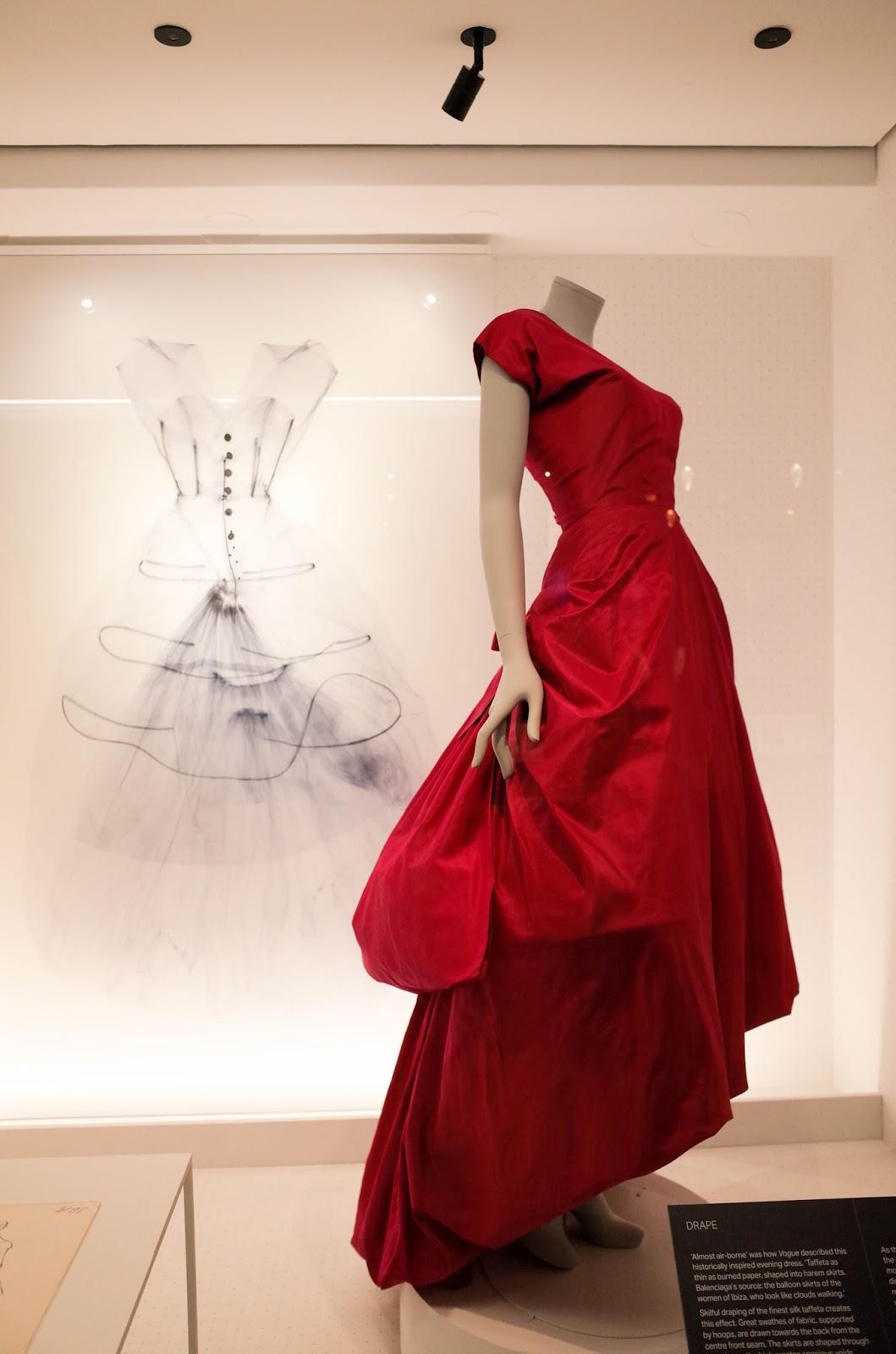 Balenciaga at the V&A | Martha Love