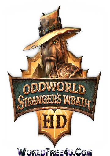 Cover Of Oddworld Strangers Wrath HD Full Latest Version PC Game Free Download Mediafire Links At worldfree4u.com