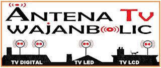 Konsumen Antena TV Bagus Wajanbolic Juli 2014