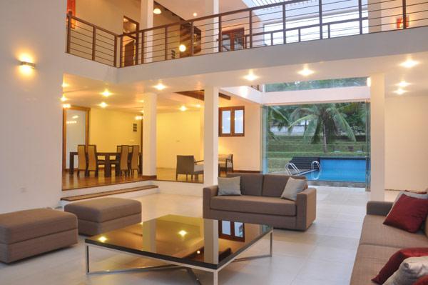 Exterior: Imposing Modern Architecture In Sri Lanka: Chamila