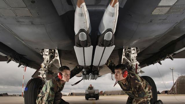 El Pentágono gasta tantas bombas que ya empiezan a faltar