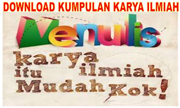 Download Kumpulan Karya Ilmiah (Karil) FKIP PGSD Lengkap
