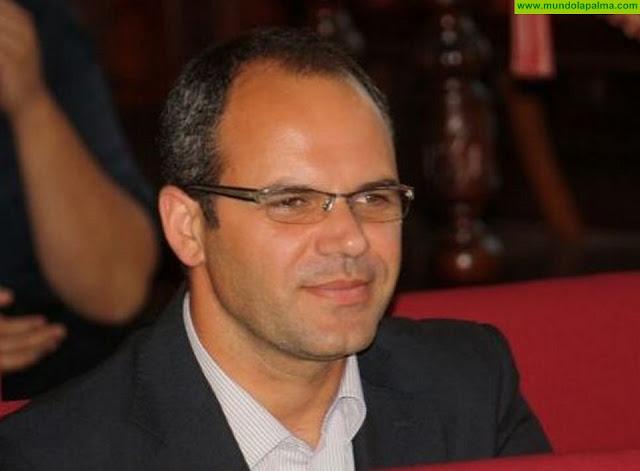 Toni Acosta será el candidato de Coalición Canaria a la Alcaldía de Santa Cruz de La Palma