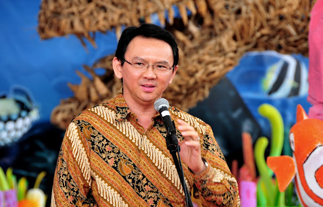 Biodata dan Profil Basuki Tjahaja Purnama (AHOK)