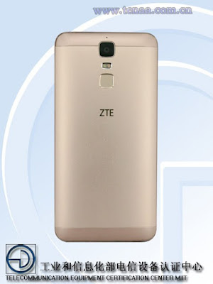 "ZTE Release BVO730 with 3GB RAM, 5.5"" display"