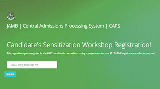How to Accept/Reject Admission on JAMB CAPS Portal