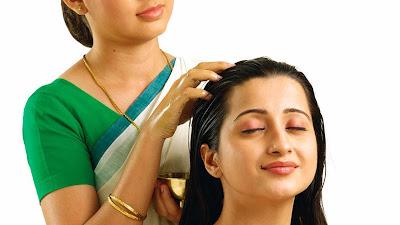 kerala ayurvedic hair care tips