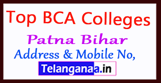 Top BCA Colleges in Patna Bihar
