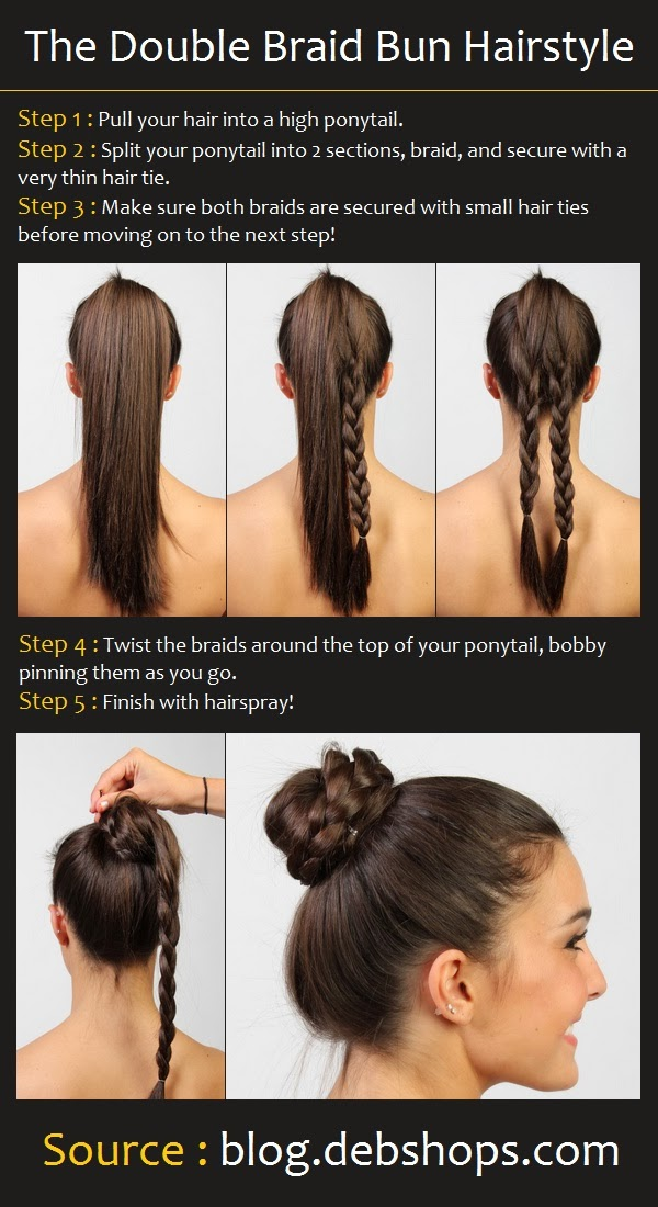 Ultra Coiffure cheveux long: coiffure cheveux long facile 2014 OU-57