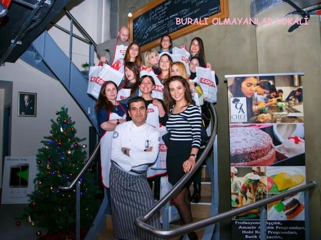 Buralı Olmayanlar Lokali-Chef Akademi