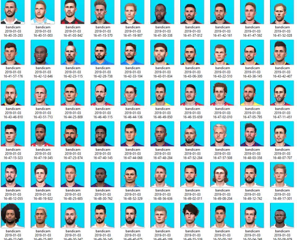 الخرافى Pes2017 Fifa الباتشات