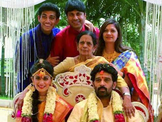 JD Chakravarthy Family Husband Parents children's Marriage Photos